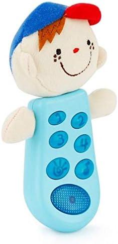 XuBa Funny Flip Phone Jouet pour bébé Apprentissage Musique Sonore Téléphone Educatif Jouet   | Bradées