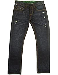 One green elephant Chico slim jeans