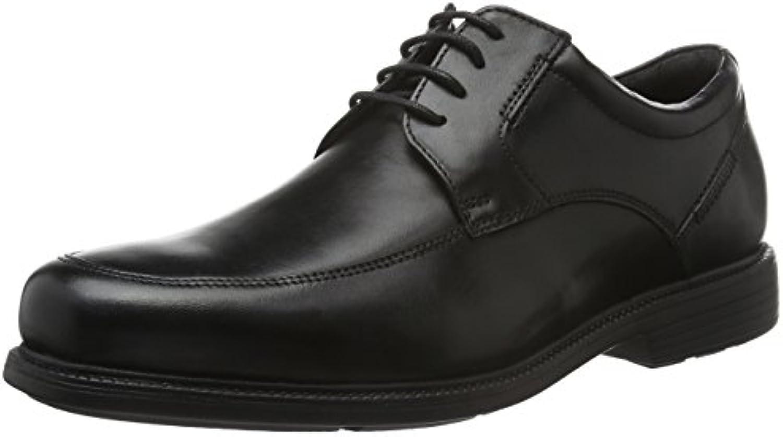 Rockport Charlesroad Apron Toe, Zapatos de Cordones Derby para Hombre -
