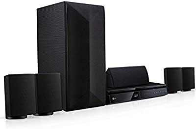 LG LHB625 cine en casa - Equipo de Home Cinema (Dolby Digital, Dolby Digital Plus, Dolby TrueHD, DTS, DTS Digital Surround, DTS-HD HR, DTS-HD Master, 100,5 x 97 x 142 mm, 220 x 97,2 x 98,5 mm, AAC, FLAC, MP3, WMA, 100,5 x 97 x 142 mm, 172 x 261 x 391 mm)