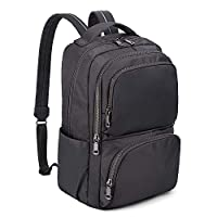UTO Lightweight Backpack Laptop School Bag for Students Reflective Padded Shoulder Straps Anti Theft Pockets