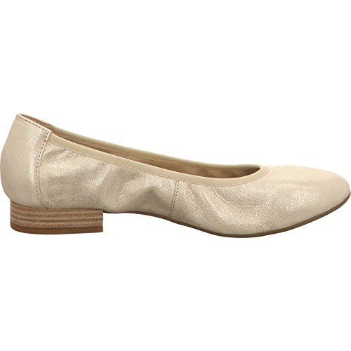 Caprice 9-9-22160-28-943, Ballerine donna Gold