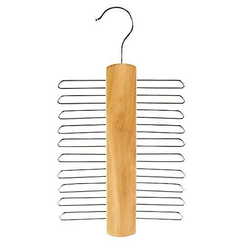 Hangerworld Cintres - Hangerworld Cintre porte-cravates classique en