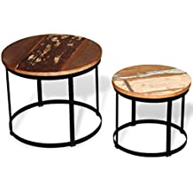 Amazonfr Table Gigogne Design