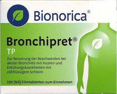 Bronchipret TP 100 stk