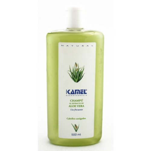 KAMEL Champú Extracto de Aloe Vera