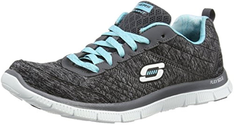 Skechersflex Appeal Pretty City - Zapatillas de Running Mujer