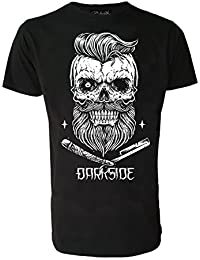 Darkside Clothing - T-shirt - Homme noir noir