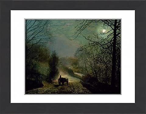 Framed Print of Forge Valley