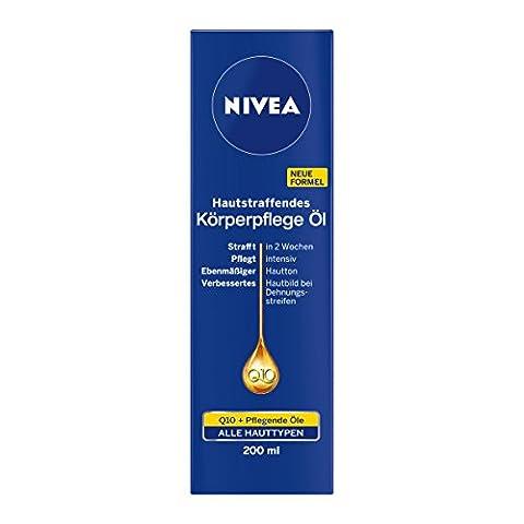 Nivea Body Q10 Straffendes Öl, 1er Pack (1 x 200 ml)