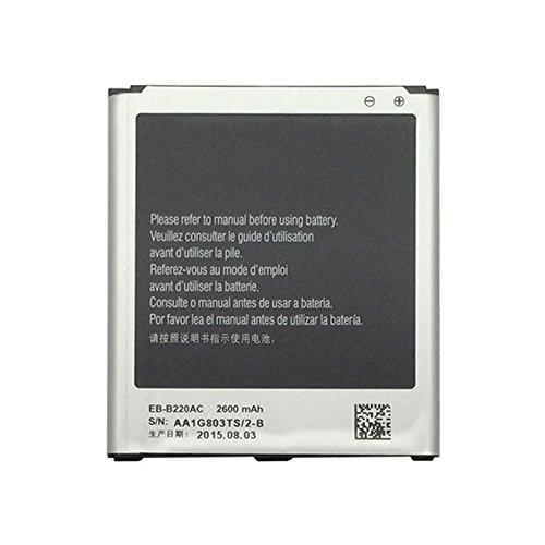 New Samsung Battery EB-B220AC For Galaxy Grand 2 G7102 G7106 2600mAh Generic