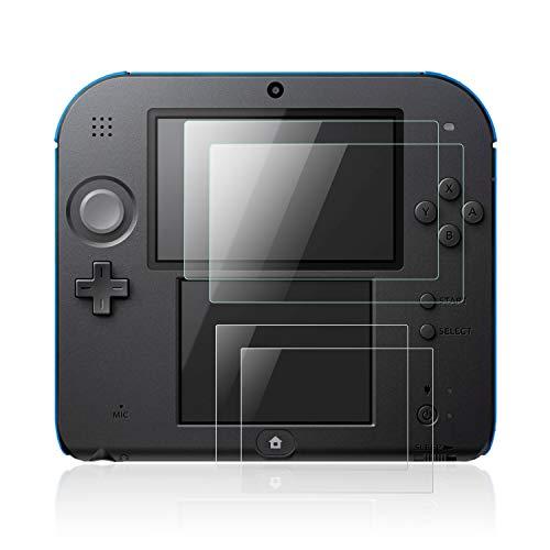 OOTSR 2 Juegos Protector Pantalla Compatible Nintendo