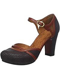 Merceditas Mujer Y Zapatos es Para Piel Amazon xRCwqpB6nE