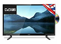 Cello C32227F 32-inch Widescreen HD Ready LED DVD Combi with Freeview - Black
