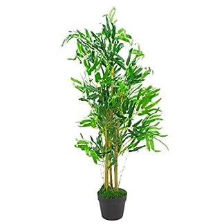 Leaf Planta de bambú Artificial de Hoja – XL Forma compacta