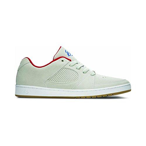 Baskets Es: Accel Slim BG 'Blanc/Rouge