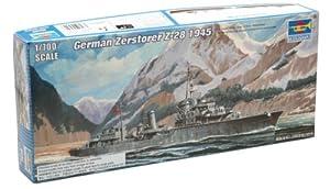 Trumpeter - Barco de modelismo Escala 1:25 Importado de Alemania