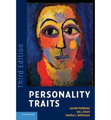 [(Personality Traits)] [ By (author) Gerald Matthews, By (author) Ian J. Deary, By (author) Martha C. Whiteman ] [December, 2009]