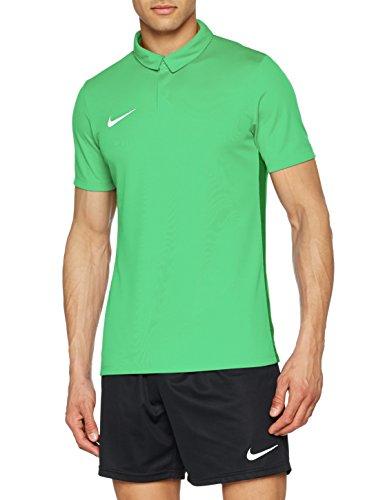 Nike M NK Dry ACDMY18 Polo SS T-Shirt Homme, lt Green...