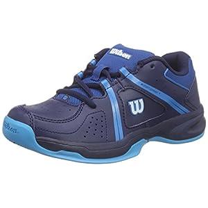 Wilson ENVY JR Unisex-Kinder Tennisschuhe
