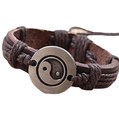 Armband Damen Rosennie Retro Armband (Braun)