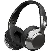 Auriculares de diadema con Bluetooth Skullcandy Hesh 2 Wireless, negro/plata