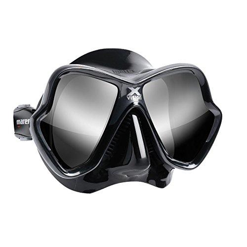 Mares X-Vision Ultra Liquid Skin Maschera Grigio/Nero