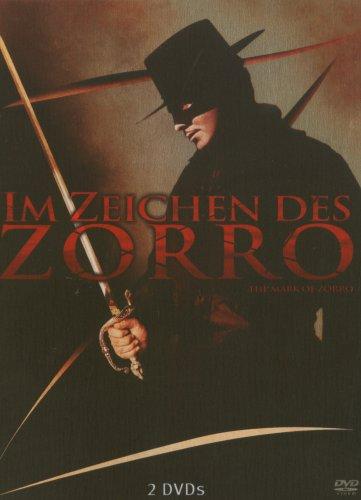 Power Filme Tyrone (Im Zeichen des Zorro (Steelbook) [Special Edition] [2 DVDs])