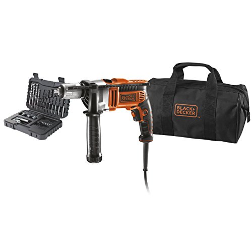 Black + Decker KR705S32-QS Perceuse filaire 750 W