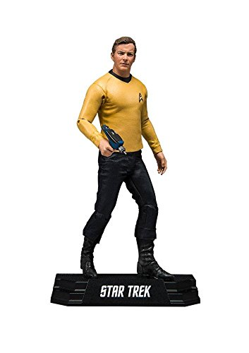 Star Trek - Figur - Captain James T. -