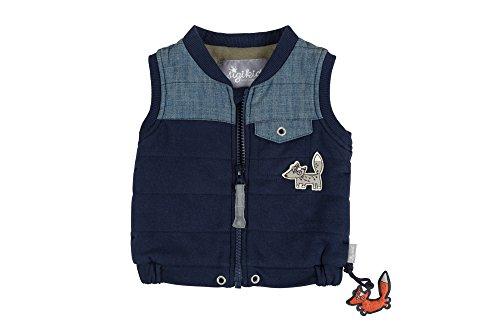 Sigikid Jungen Weste, Baby, Blau (Navy Blazer 294), 86