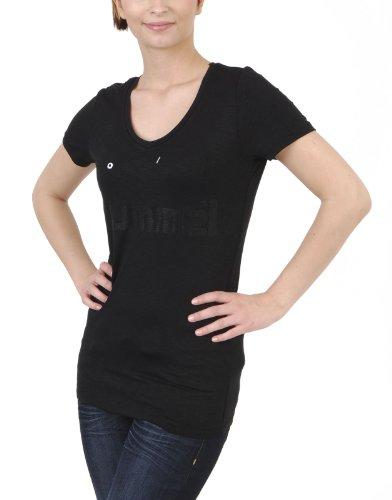 Hummel Zehnia Tee T-Shirt Black Black