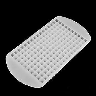 aohang Ice Cube Form aus flexiblem Silikon für 160Mini Ice Weiß