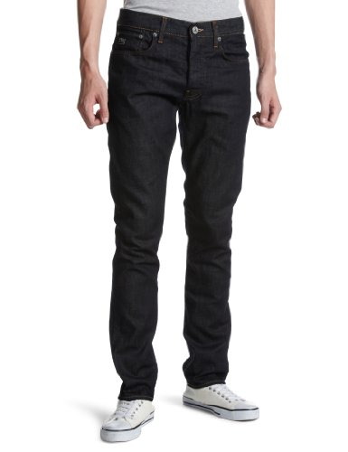 G-STAR Herren Jeans 3301 Slim Blau (raw 395-001)