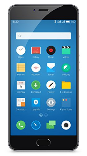 Meizu m3 note (Grey, 32 GB)