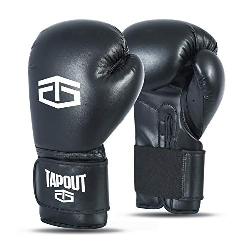 Tapout Guantes Boxeo Hombre Dura-Leather PU Training