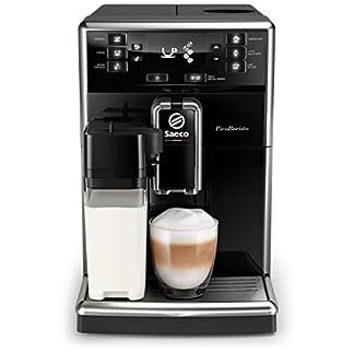 Saeco-PicoBaristo-Kaffeevollautomat-integrierte-Milchkaraffe