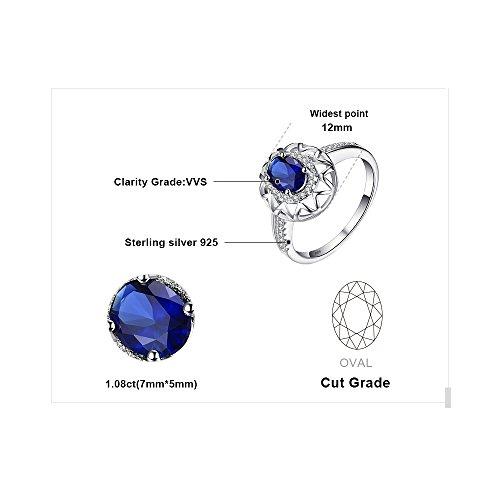 Jewelrypalace EU-045863CLR-9