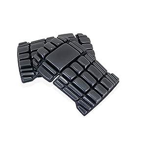 Rodilleras de Espuma Flexibles y Resistentes para Trabajar o Jugar, protección Multiusos con Espuma EVA Ligera para Mayor Comodidad y amortiguación
