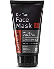 Ustraa De-Tan Face Mask - Oily Skin - 125 gm