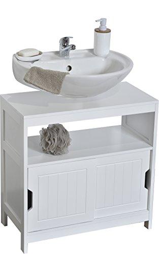 Mueble Debajo del lavabo o fregadero - 2 Puertas...
