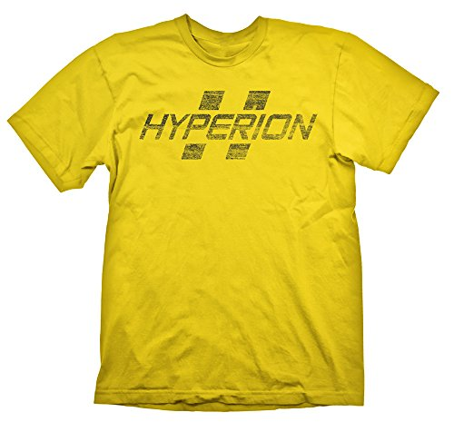 Price comparison product image Borderlands T-Shirt Hyperion, Large