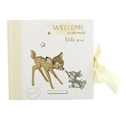 Generic Disney Magische Beginnings Fotoalbum 10,2x 15,2cm-Bambi di280