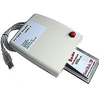 Generic PCMCIA USB 2.0lector de tarjeta ATA apoyo flashdisk, PCMCIA, PC tarjeta ATA, ATA FLASH