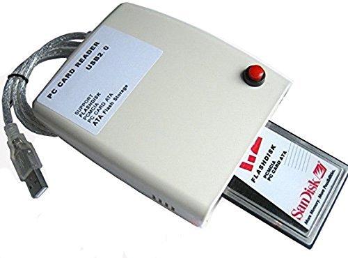Generic PCMCIA USB 2.0Lector Tarjeta ATA Apoyo flashdisk