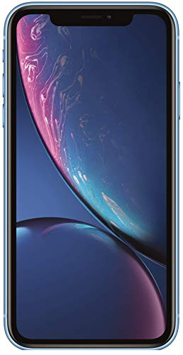 Apple iPhone XR (Blue, 3GB RAM, 64GB Storage)