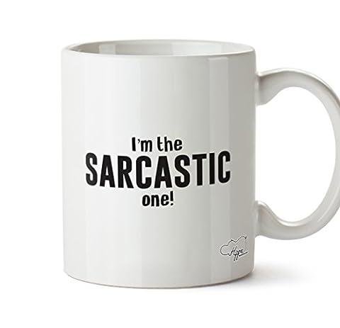 Hippowarehouse Je suis le Carnet avec un. 283,5gram Mug Cup,