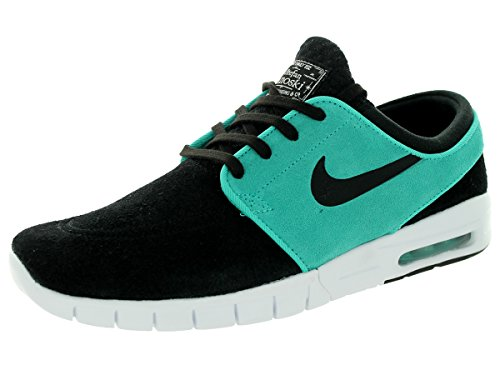Nike SB Stefan Janoski Max L Sneaker Turnschuhe Schuhe für Herren black/black/lt retro/whit