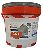 2021 Guaina liquida colorata impermeabilizzante kg. 5 (Verde)