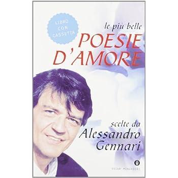 Le Più Belle Poesie D'amore. Con Audiocassetta